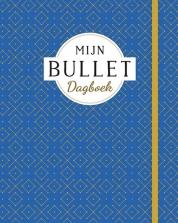 Mijn bullet dagboek (donkerblauwe fond)