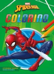 Spider-Man Colorino kleurblok / Spider-Man Colorino bloc de coloriage