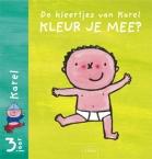 Kleur je mee? set 2x5 exemplaren Karel & Kaatje kleurboeken (vanaf 3 jaar)