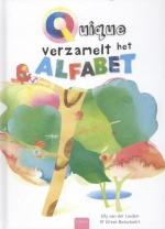 Quique verzamelt het alfabet