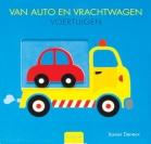Van auto en vrachtwagen