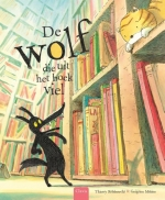 De wolf die uit het boek viel