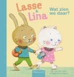 Lasse en Lina. Wat zien we daar?