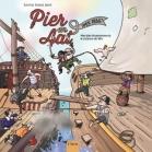 Pier en Aat samen piraat