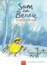 Sam en Bennie op zoek naar een boek