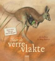 Leren lezen met Raaf en Papegaai. Naar de verre vlakte