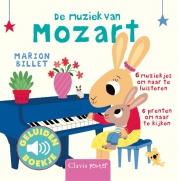 De muziek van Mozart (geluidenboekje)