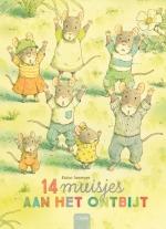 14 muisjes aan het ontbijt