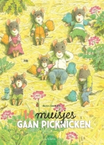 14 muisjes gaan picknicken
