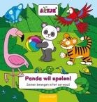 Panda wil spelen!