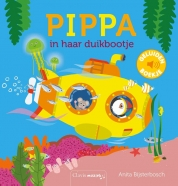 Pippa in haar duikbootje