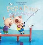 Pep en Pino gaan vissen