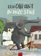 Een olifant in onze stad