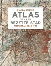Bianca Stigter boeken - Atlas van een bezette stad