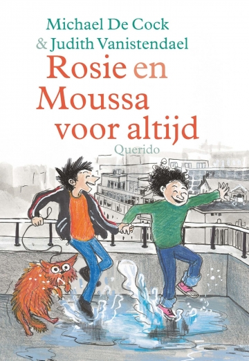 Rosie en Moussa voor altijd