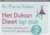 Pierre Dukan boeken