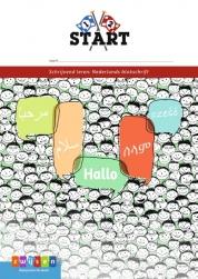 Pennenstreken 1 2 Start Schrijvend leren: Nederlands blokschrift