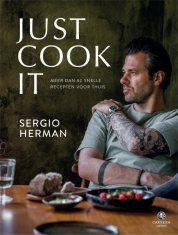 Sergio Herman boeken - Just cook it