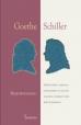 J.W. von Goethe, F. Schiller boeken