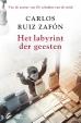 Carlos Ruiz Zafón boeken