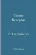 F.H.A. Scrivener boeken