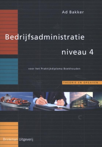 Bedrijfsadministratie Niveau 4