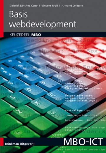 Basis Webdevelopment Keuzedeel MBO