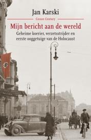 Jan Karski, Céline Gervais-Francelle boeken - Mijn bericht aan de wereld