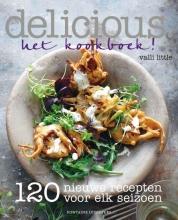 delicious. magazine, Valli Little boeken - Hét kookboek!