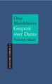 Osip Mandelstam boeken