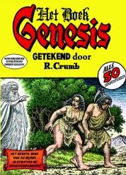 Robert Crumb boeken - Het boek Genesis