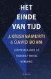 Jiddu Krishnamurti, David Bohm boeken