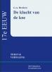 G.A. Bredero boeken
