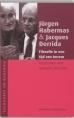 Jürgen Habermas, J. Derrida boeken