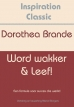 Dorothea Brande boeken