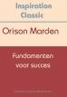 Orison Swett Marden boeken