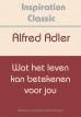 Alfred Adler boeken