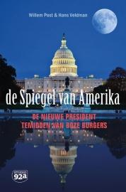 Willem Post boeken - De spiegel van Amerika