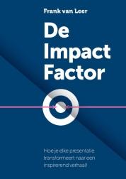Frank van Leer boeken - De Impact Factor