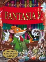 Geronimo Stilton boeken - Fantasia V