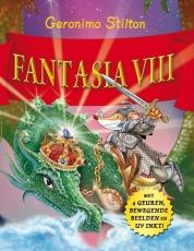 Geronimo Stilton boeken - Fantasia VIII