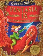 Geronimo Stilton boeken - Fantasia IX