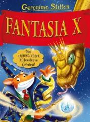 Geronimo Stilton boeken - Fantasia X