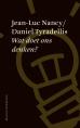 Jean-Luc Nancy, Daniel Tyradellis boeken