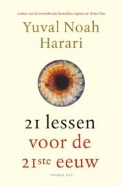 Yuval Noah Harari boeken - 21 lessen voor de 21ste eeuw