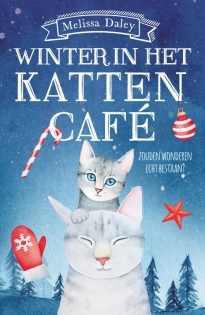 Winter in het kattencafé