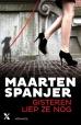 Maarten Spanjer - Gisteren liep ze nog