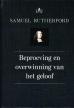 Samuel Rutherford boeken