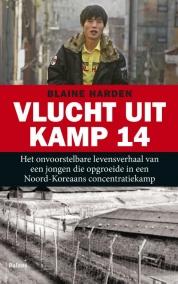 Blaine Harden boeken - Vlucht uit kamp 14