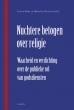 Govert Buijs, Marcel ten Hooven boeken